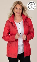 Anna Rose Waterproof Spot Jacket