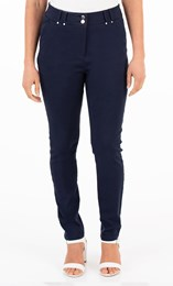 Stretch Slimline Trousers