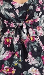 Floral Printed Jumpsuit Midnight - Gallery Image 3