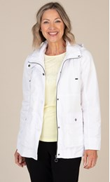 Anna Rose Lightweight Hooded Jacket