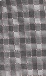 Checked A Line Midi Skirt Grey/Pink - Gallery Image 5